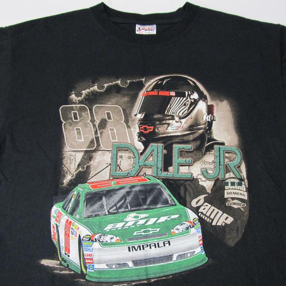 88 Chase Authentics Tshirt Size Extra Large Dale Jr Fan Apparel & Souvenirs Sports Mem, Cards & Fan Shop